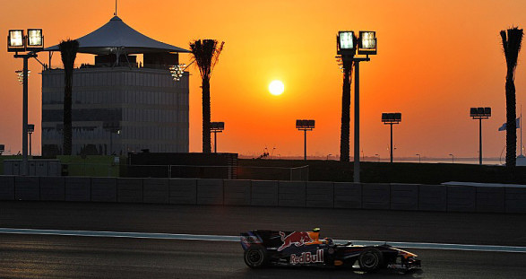 The Grand Prix of Abu Dhabi - An escort holiday in the fast lane