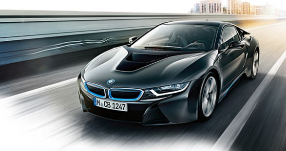 The new BMW i8 and our high-class escort service - a combination that will easily meet your high standards.