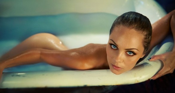 Sharing a hot tub with one or two hot escort girls - even Neptune would enjoy that...