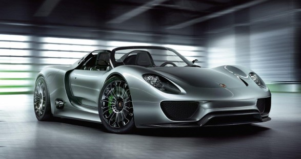 The hybrid sports car Porsche 918 Spyder and our VIP escort service in Stuttgart represent elite pleasures made in Germany.