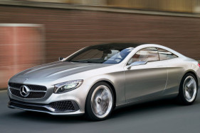 The new S-Class Coupé and the hot escort girls