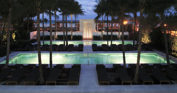 Pure elegance and exclusivity - the Setai Miami Beach and our VIP escort service.