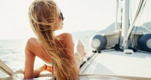 Luxury sailing vacation with escort service in Croatia