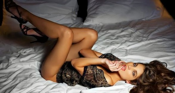 Sensual, candid flirting with your seductive escort lady is just the beginning ...