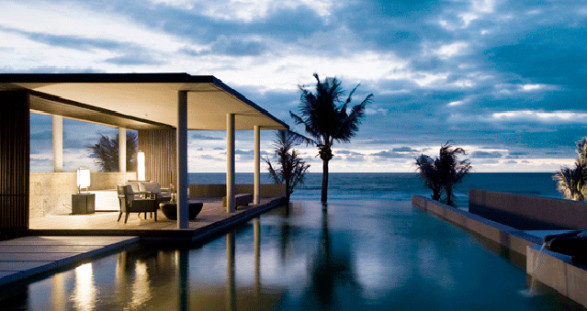 The Alila Villas Soori in Bali - romantic escort date deluxe