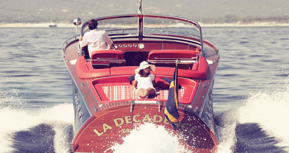 A luxury trip with a J Craft and your escort model