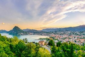 Discover Lugano with your sexy escort student