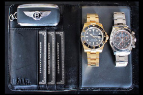 "The ""luxury toolbox"" contains everything you need for your VIP escort date!"