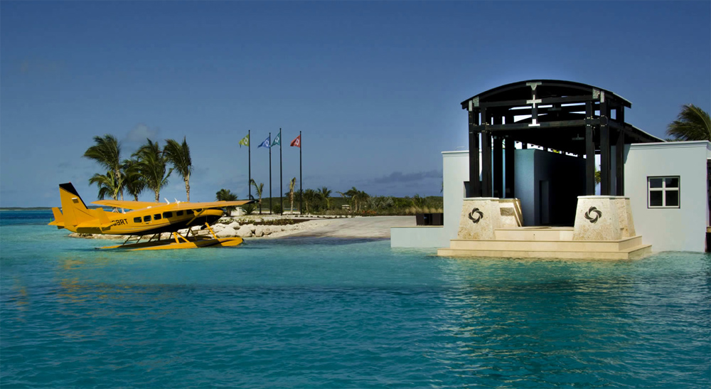 VIP escort and the luxury island Over Yonder Cay