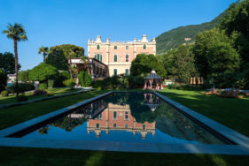 Luxury vacation: Villa a Feltrinelli with VIP escort service