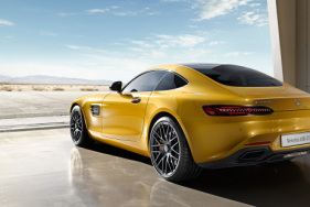 The AMG GT & VIP escort service