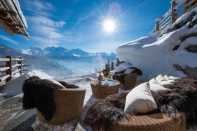 Luxury ski holiday with VIP escort service Switzerland