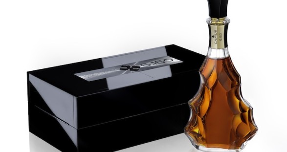 The Cognac Cuvée 5150. from the traditional Camus House is the noblest consummation of all spirits and just right to round off a sensual escort date.