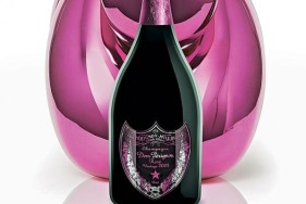 The Dom Pérignon Rosé Vintage 2003 in the Balloon Venus by Jeff Koons - a promising harbinger for an unforgettable escort service with your lascivious escort model.