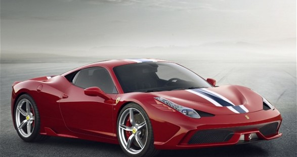 The Speciale Ferrari 458 is a first-class sports car. The same goes for the beautiful escorts from our VIP escort agency.
