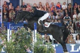 At the LGCT with a VIP escort in Cannes