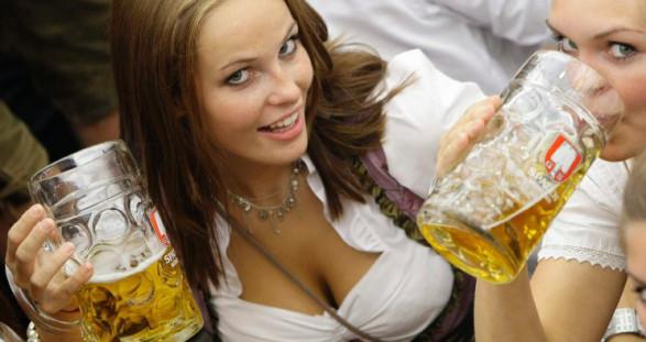 Another week of Oktoberfest - ideal for a fun escort date