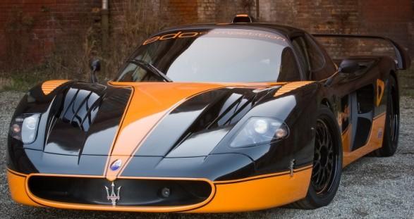Perfection: the Maserati MC 12 and our VIP escort service