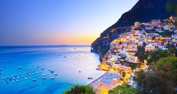 Positano: VIP escort service in Italy