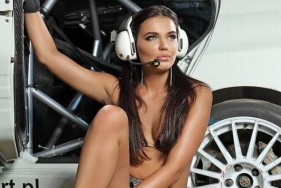 Enjoy the Top Marques Monaco with your VIP escort model