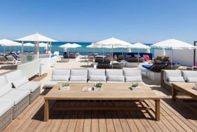 VIP escort date at the Bagatelle St. Tropez