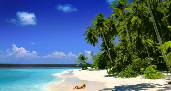 With your VIP escort in Bandos – paradisiacal!