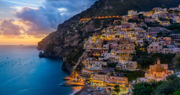 3 top hotels & VIP escort model in Capri