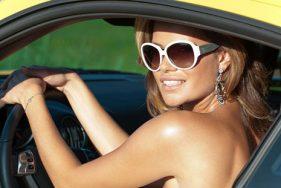 VIP escort at the European Super Car Tour