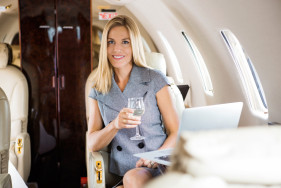 Dream vacation with a VIP escort in a private jet