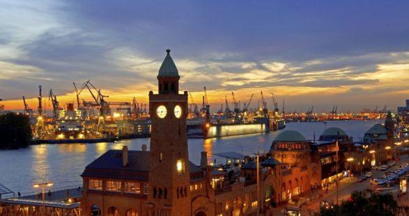 Luxury weekend with escort service Hamburg