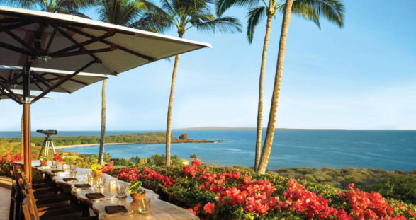 Lanai Four Seasons with your VIP escort girl