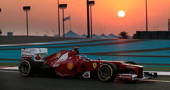 Grand Prix Abu Dhabi