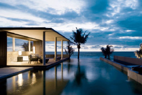 The Alila Villas Soori in Bali - romantic escort date deluxe