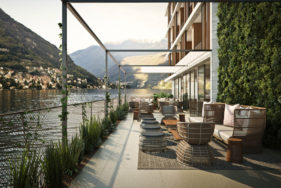 il Sereno: luxury at Lake Como with 5* escort service
