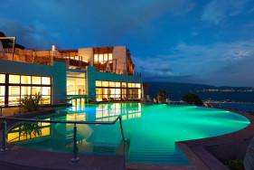 Elite escort service at the Lefay Resort & SPA Lago di Garda