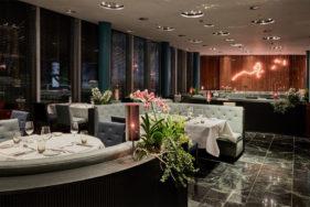 Trendy restaurant Phönix & VIP escort Dusseldorf