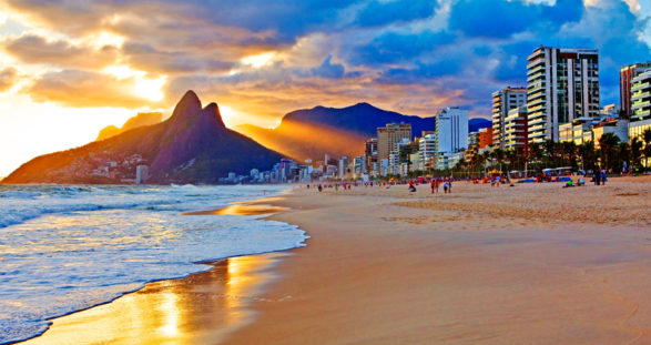 Top escort service & Olympic Games 2016 in Rio