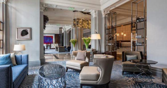 Ritz Carlton Budapest & 5* escort agency