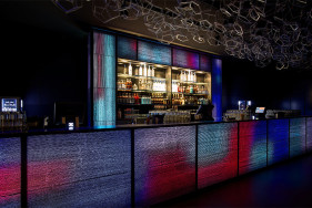 High-class escort service Hamburg in the trendy club The Room