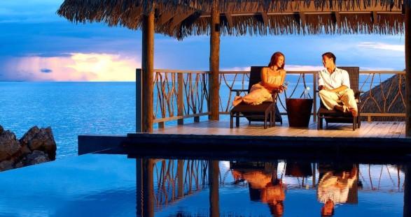 VIP escort service in Turtle Island Resort Fiji