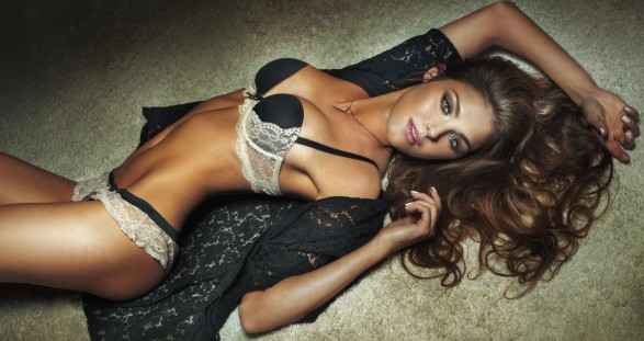 Lingerie reveals a lot about your escort model